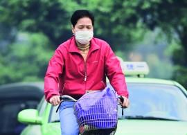 pollution air chine