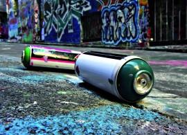 spray bombes